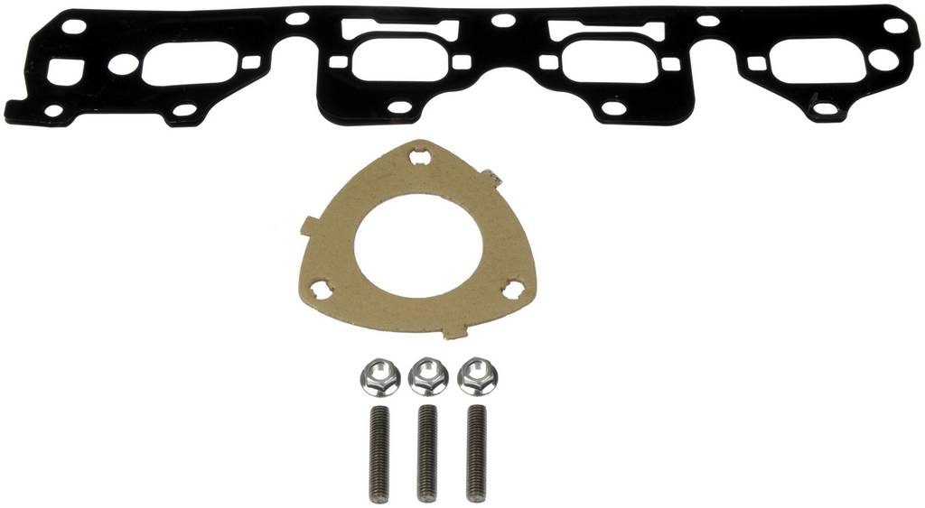 Dorman 674889 Exhaust Manifold with Integrated Catalytic Converter Fits 2004-2008 Chevrolet Malibu