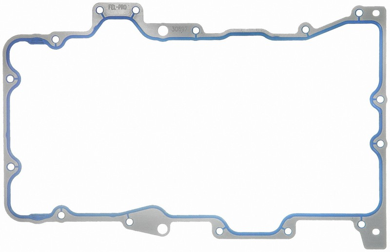 Felpro OS30697R Engine Oil Pan Gasket Set Fits 1995-2000 Ford Contour