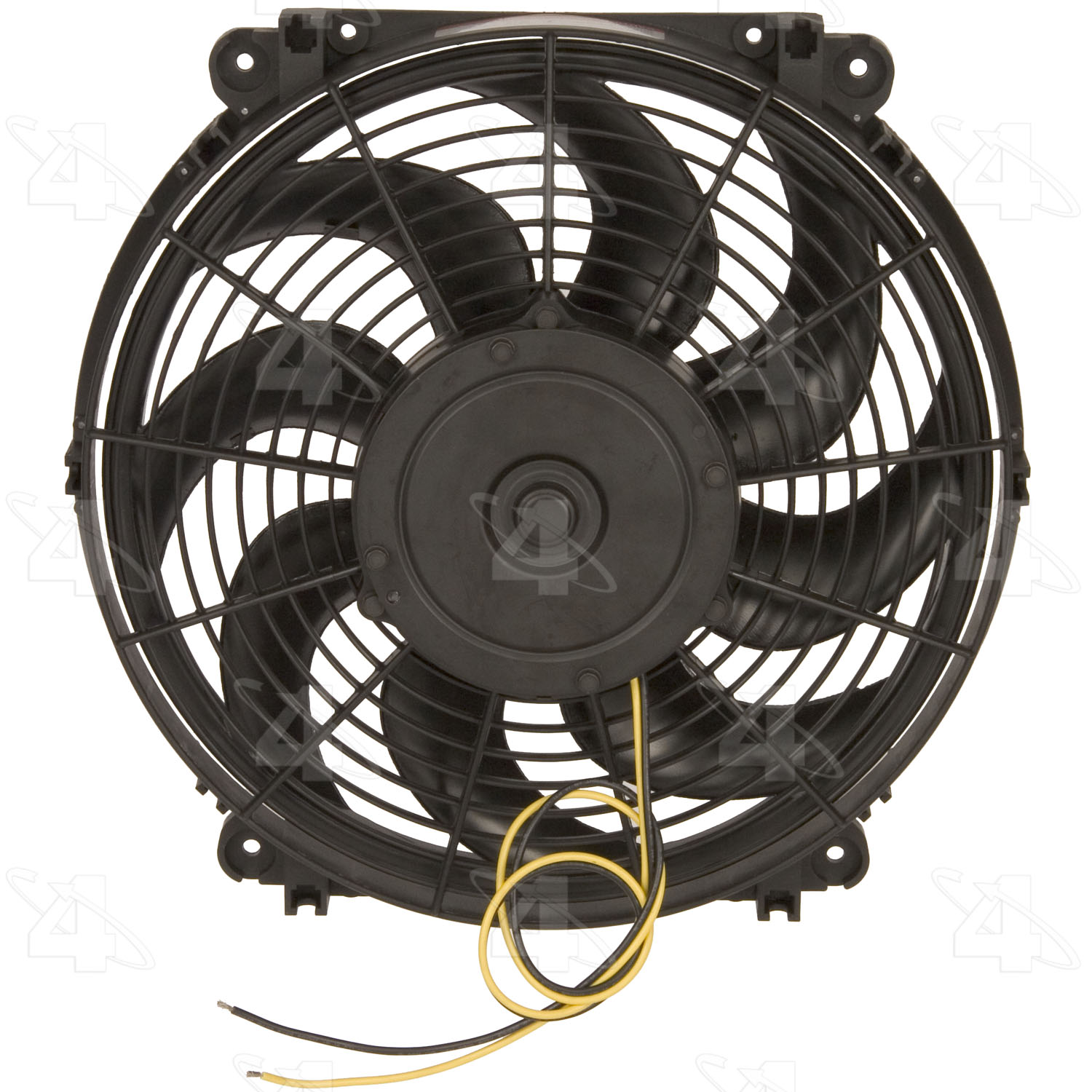 Four Seasons 36897 Engine Cooling Fan Fits 1981-1993 Dodge D250