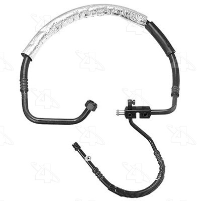 Four Seasons 55315 A/C Refrigerant Discharge / Suction Hose Assembly Fits 1994-1994 Ford F59 55315