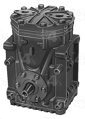 Four Seasons 57057 A/C Compressor Fits 1982-1985 Ford Bronco