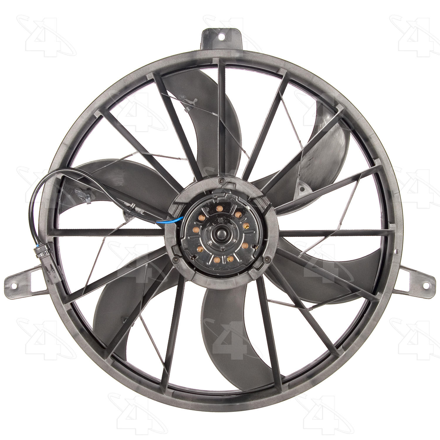 Four Seasons 75254 Engine Cooling Fan Assembly Fits 2001-2004 Jeep Grand Cherokee