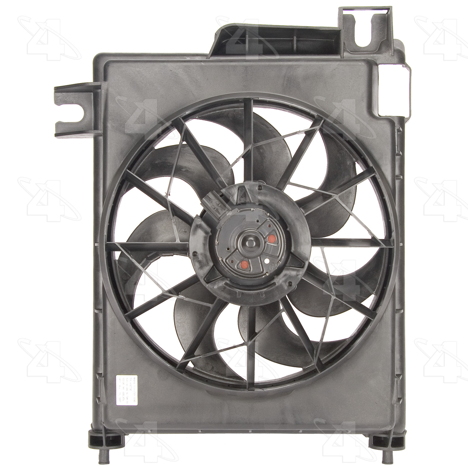 Four Seasons 75565 A/C Condenser Fan Assembly Fits 2004-2006 Dodge Ram 1500 75565