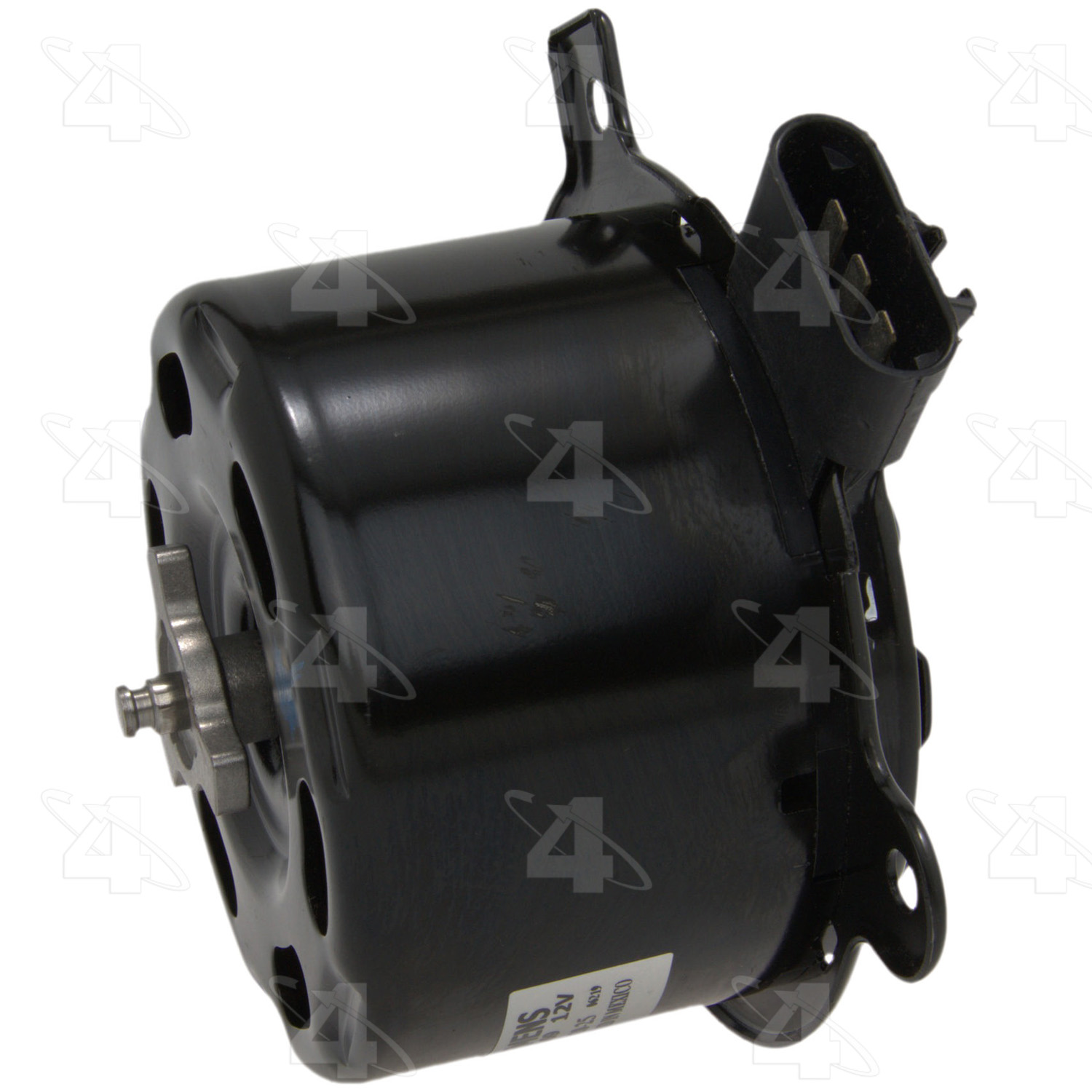 Four Seasons 75721 Engine Cooling Fan Motor Fits 1998-2000 Ford Mustang