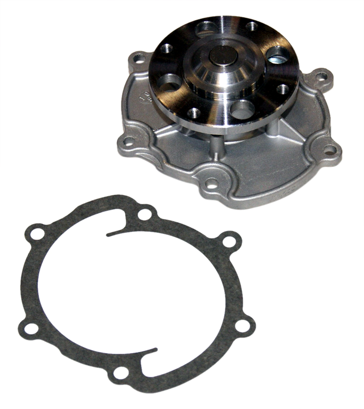 GMB 1305130 Engine Water Pump Fits 2004-2006 Buick Rendezvous 1305130