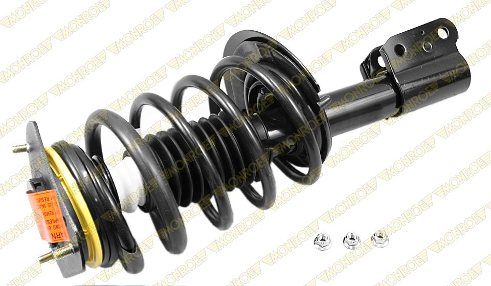 Image of Monroe 171661 Suspension Strut and Coil Spring Assembly Fits 2005-2009 Buick LaCrosse
