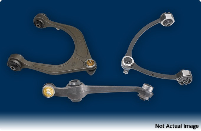 Suspension Control Arm and Ball Joint Assembly fits 2004-2008 Nissan Quest  MOOG