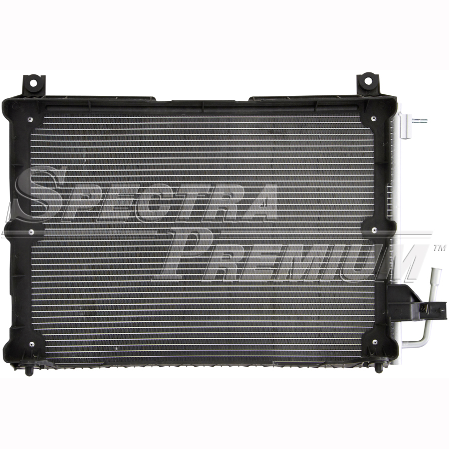 Image of Spectra 73016 A/C Condenser Fits 1998-2002 Dodge Ram 1500
