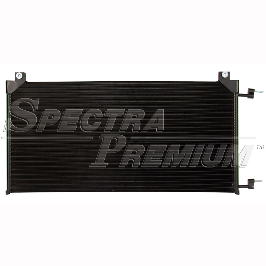 Image of Spectra 73026 A/C Condenser Fits 2008-2013 Chevrolet Tahoe