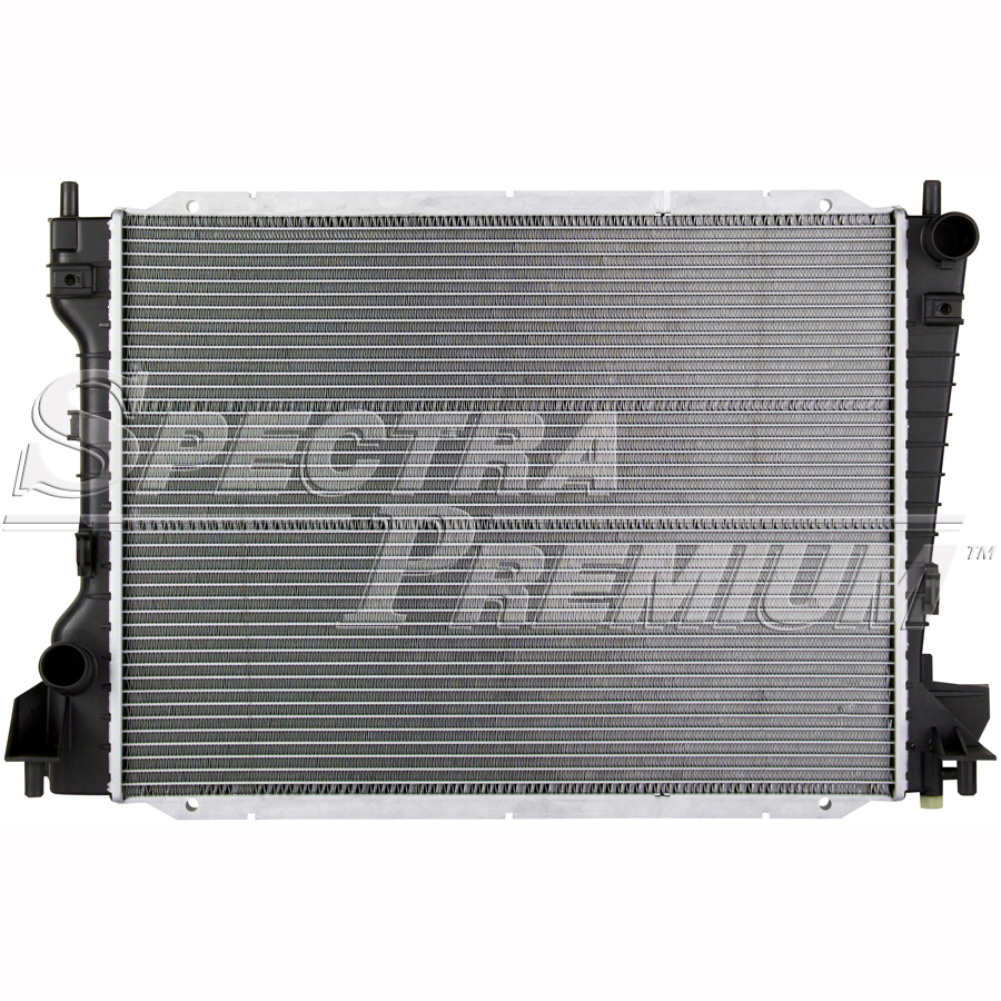 Spectra CU2256 Radiator Fits 2000-2006 Lincoln LS