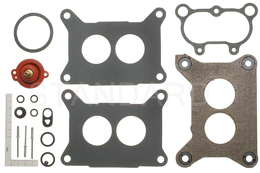 Image of Standard 1522 Fuel Injection Throttle Body Repair Kit Fits 1982-1985 Lincoln Continental