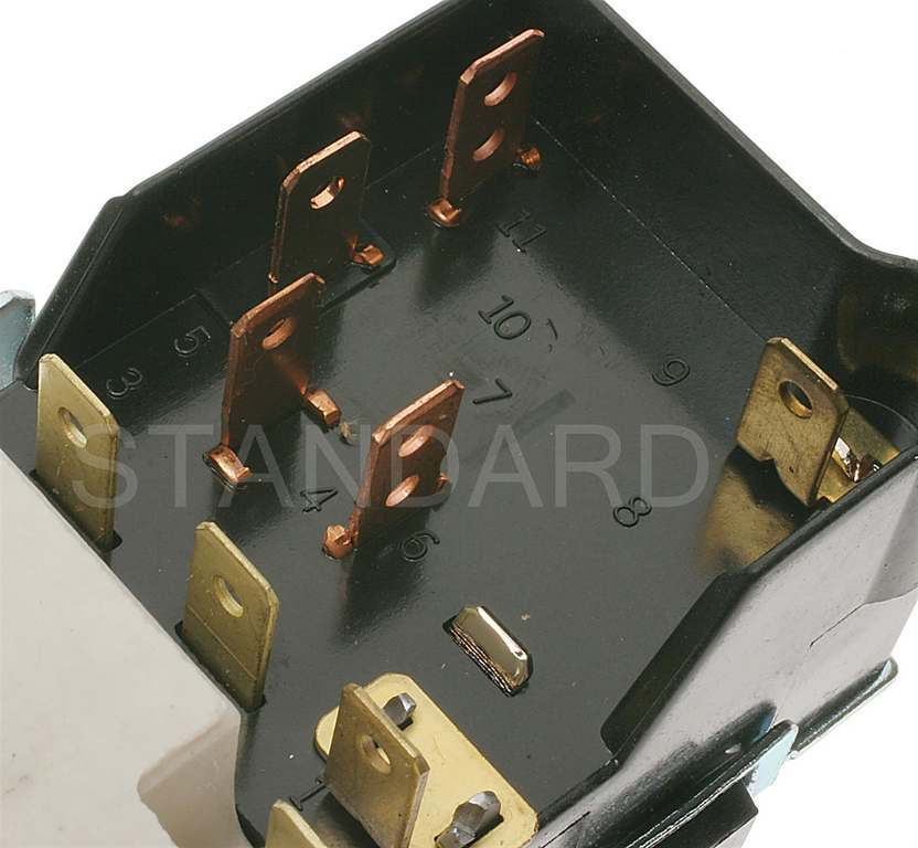 Standard DS186 Headlight Switch Fits 1994-1996 Buick Commercial Chassis
