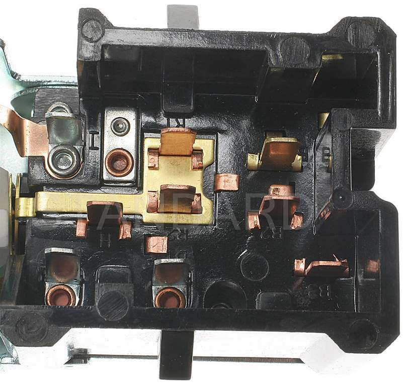 Standard DS199 Headlight Switch Fits 1995-1998 Ford F700