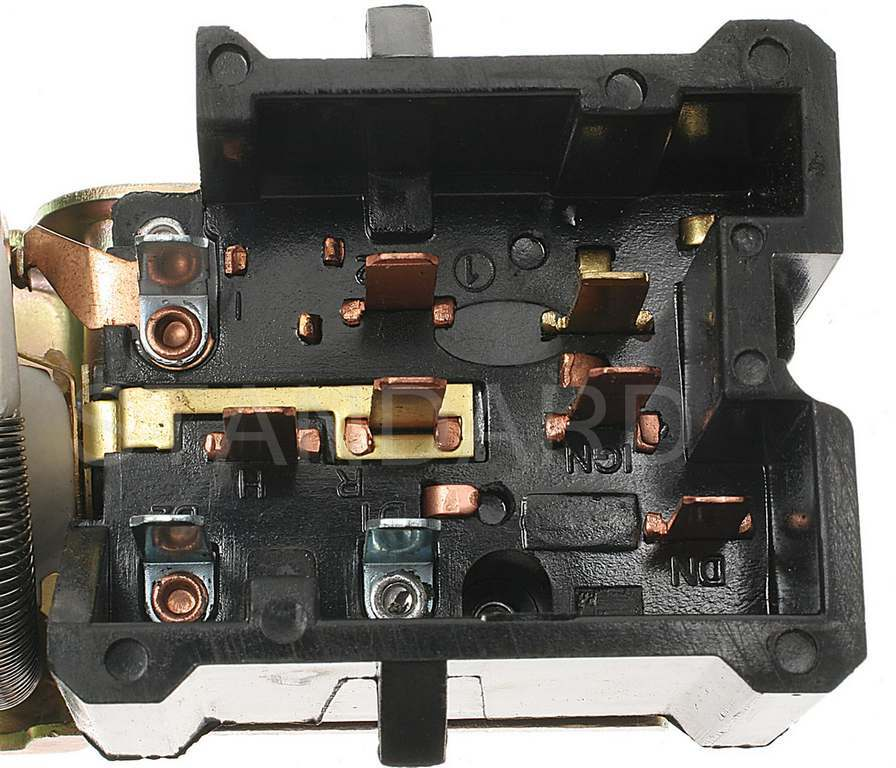 Standard DS268 Headlight Switch Fits 2000-2002 Ford E-450 Econoline Super Duty