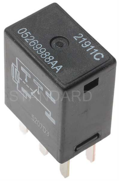 Standard RY429 Horn Relay Fits 2002-2002 Dodge Durango RY429