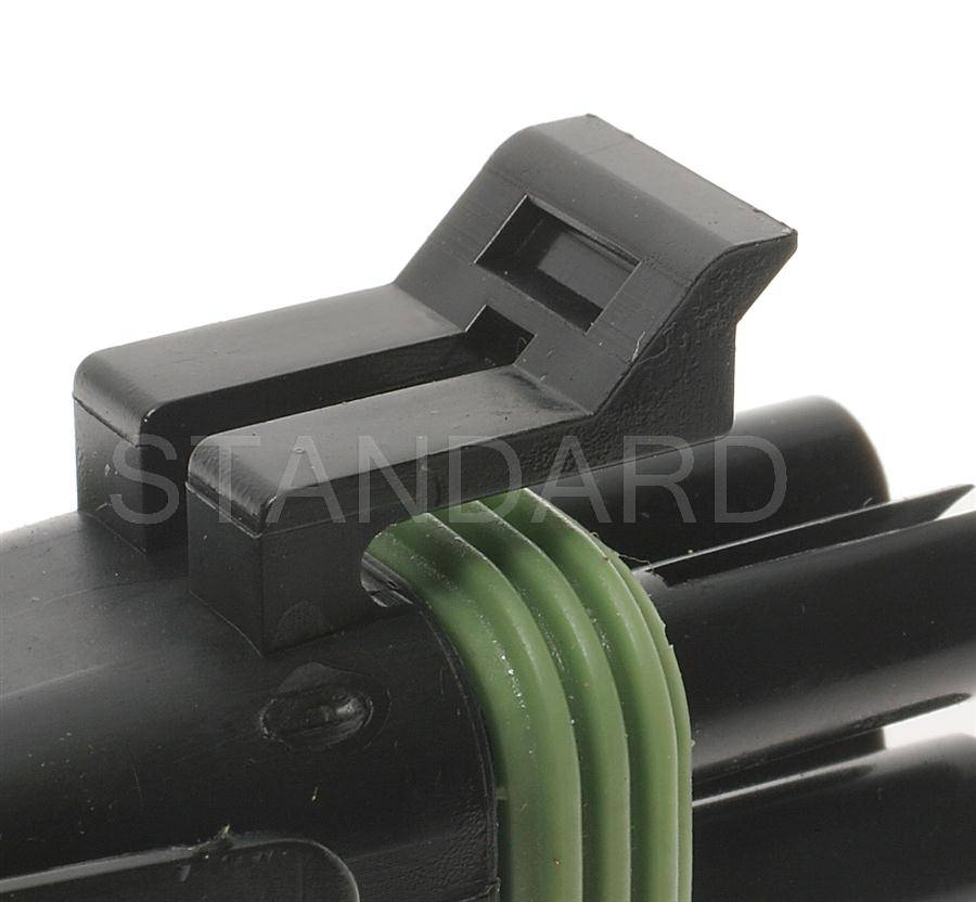 Standard S555 Idle Air Control Valve Connector Fits 1987-1987 Oldsmobile Cutlass Salon