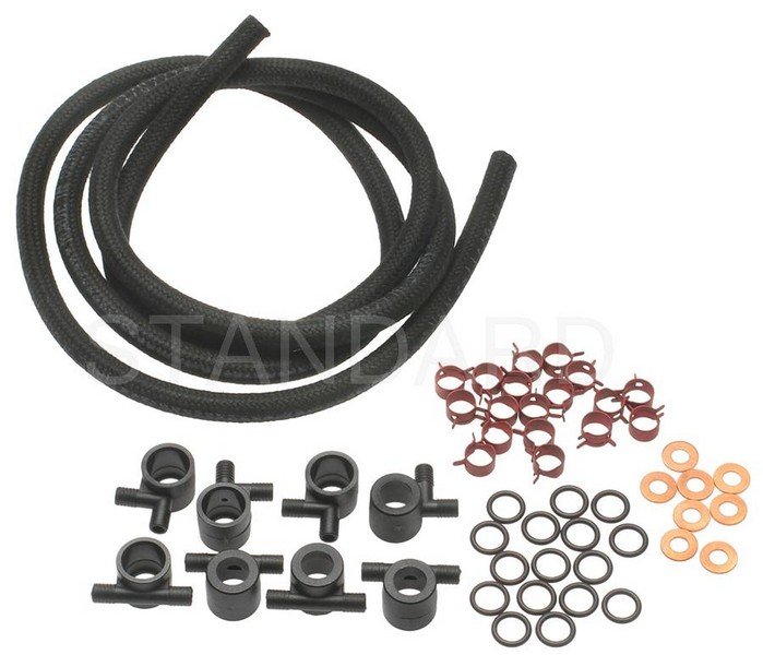 Standard SK38 Fuel Injector Seal Kit Fits 1988-1991 Ford E-250 Econoline Club Wagon