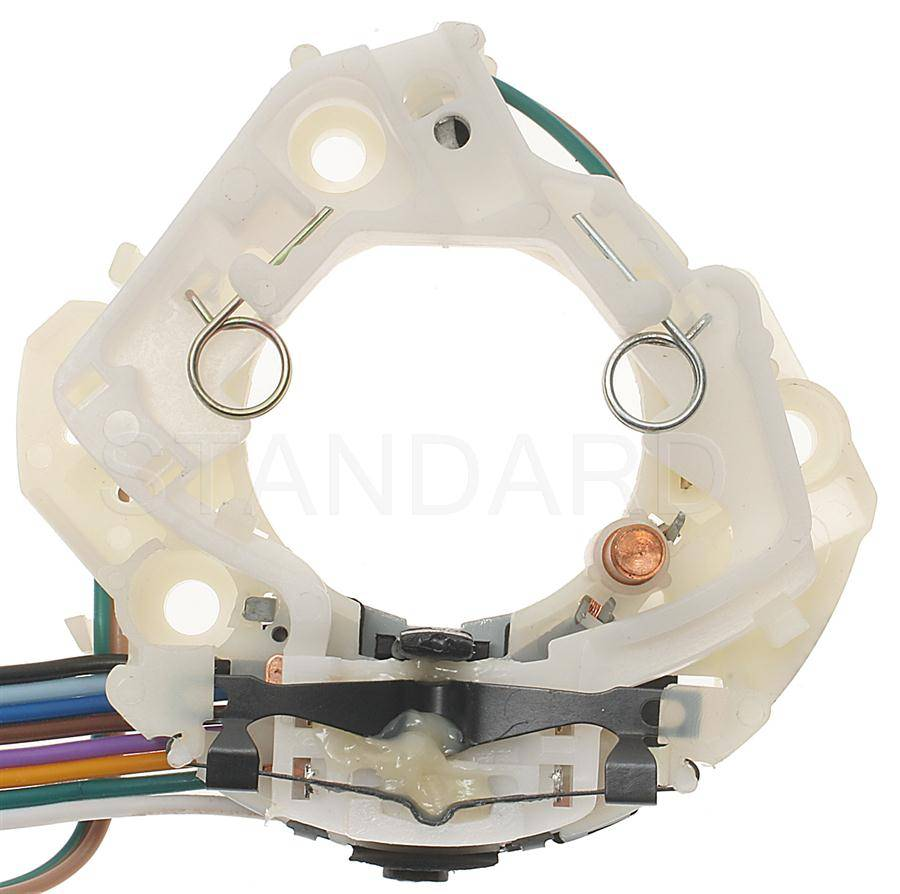 Standard TW20 Hazard Warning Switch Fits 1984-1985 Jeep Grand Wagoneer
