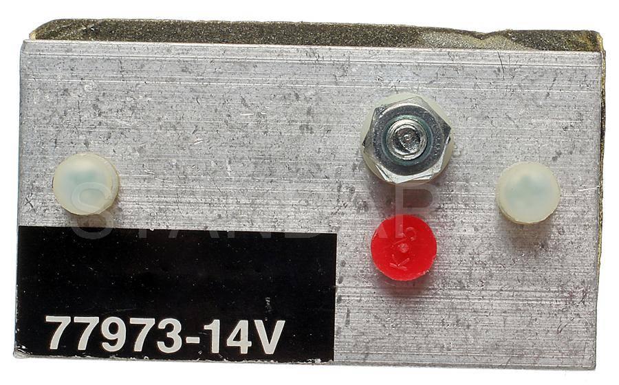 Standard VR432 Voltage Regulator Fits 1994-1994 Ford F600
