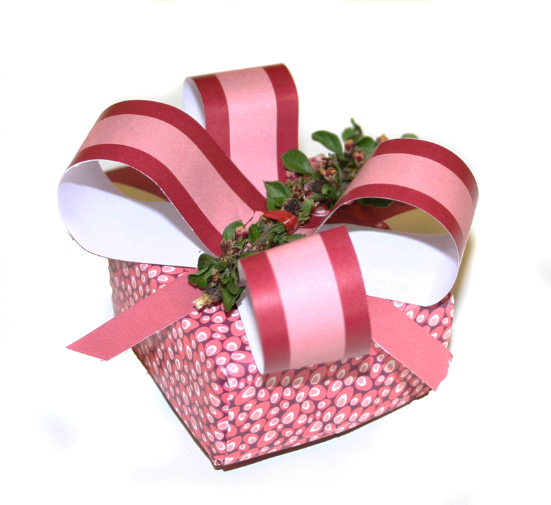 Origami box: Happy Mother's Day!