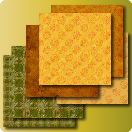 Free Antique/Vintage Printable Scrapbooking Pages and Patterns