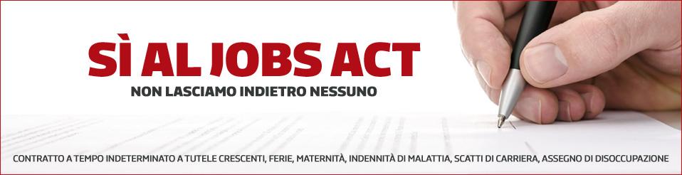 Jobs Act - Infografica