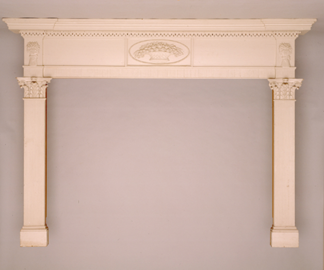 Mantel from the Nathan Read House