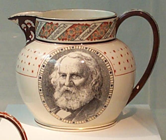 Henry Wadsworth Longfellow pitcher