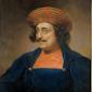 Portrait of Raja Ram Mohun Roy