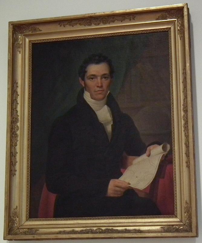 Portrait of James Dunlap Gillis