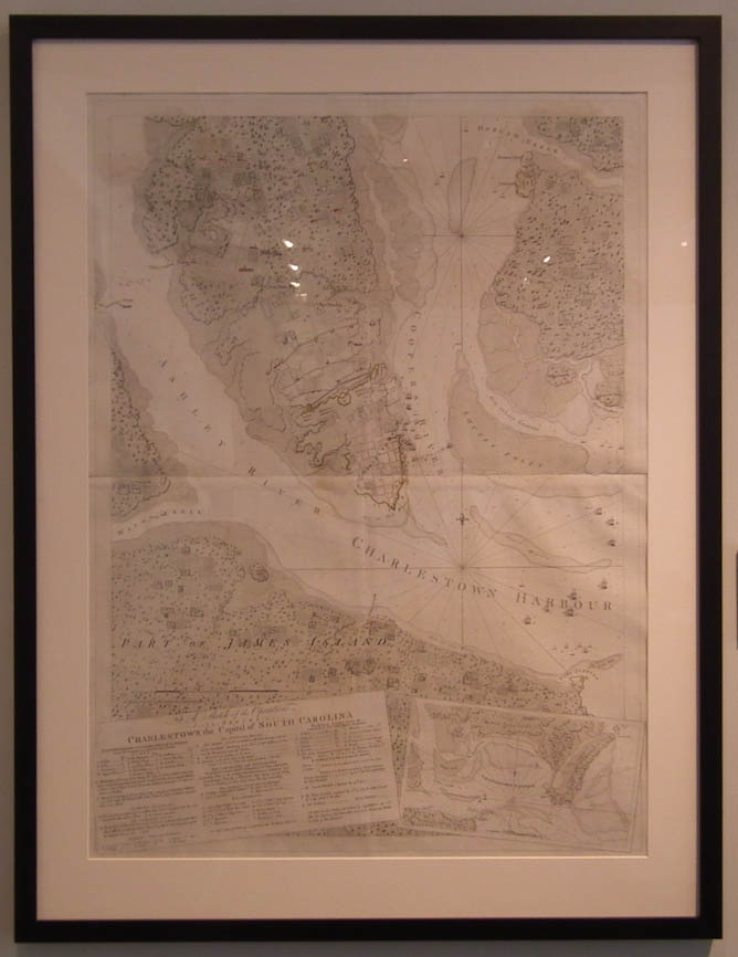 A Sketch of the Operations Before Charlestown, The Capital of South Carolina