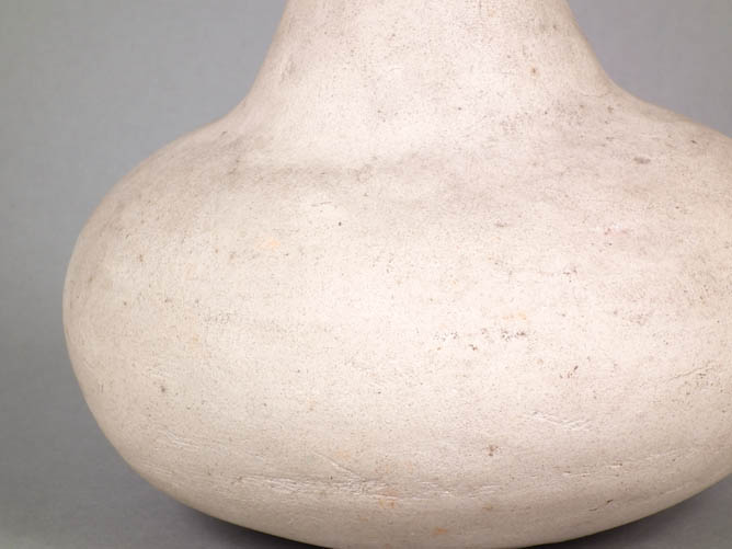 Cast of a vase