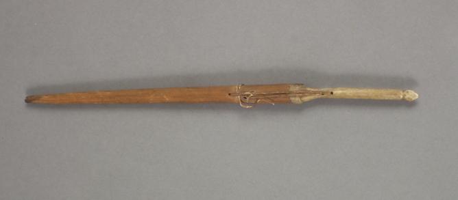 Model harpoon
