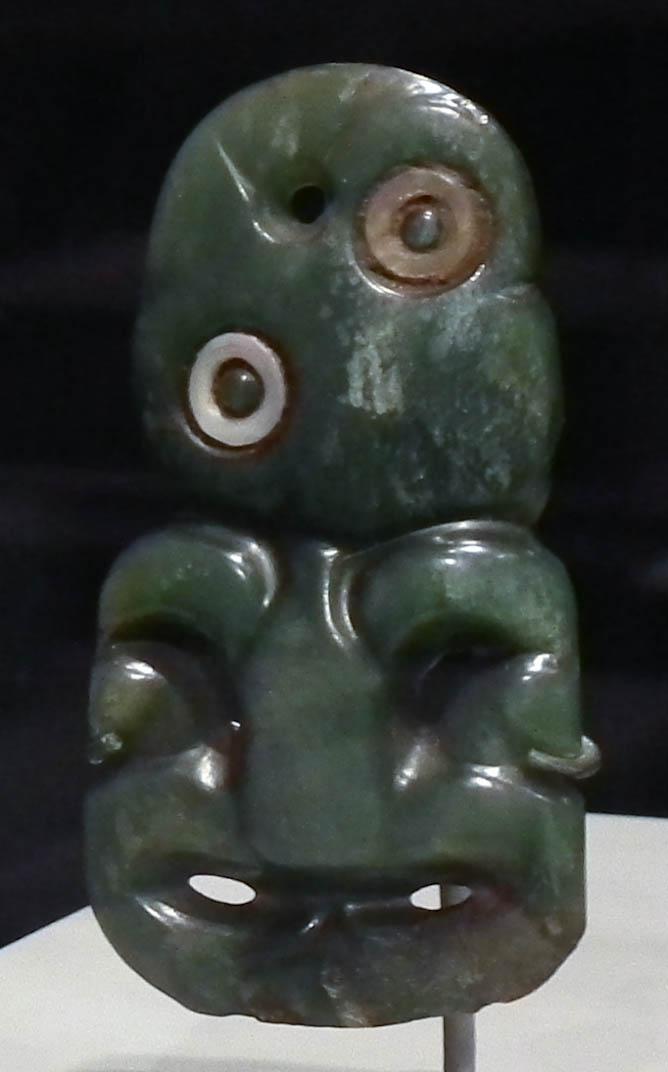 Hei-tiki (pendant)