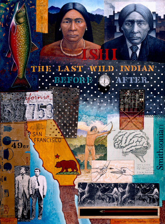 Ishi: The Last Wild Indian