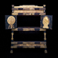 Portable sutra chest