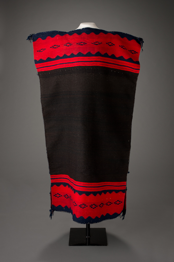 Biil (two-panel rug dress)
