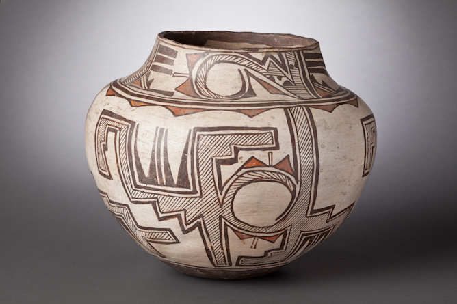 Olla (water or cooking vessel)