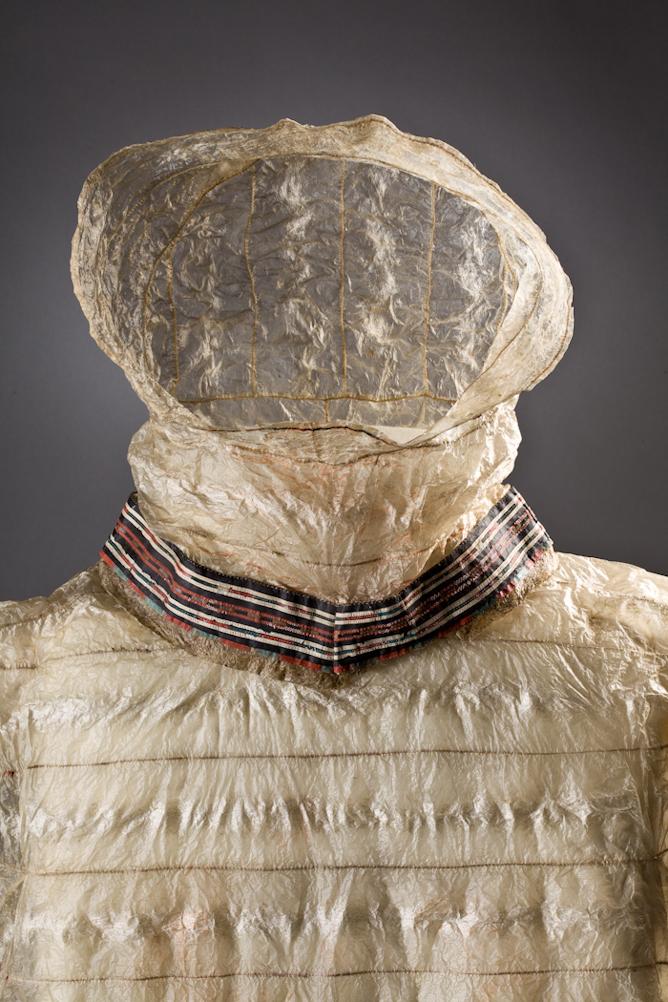 Jacket-cape