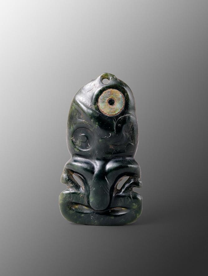Hei Tiki (neck pendant)