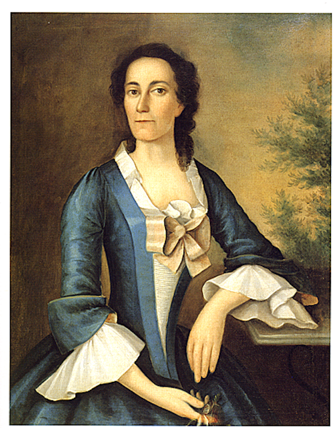 Portrait of Mrs. Thomas Shippard