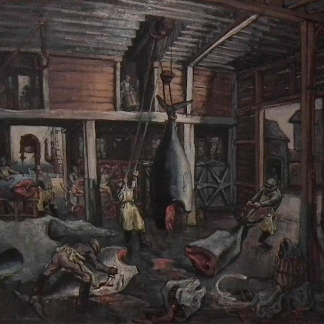 The Tuna Shed