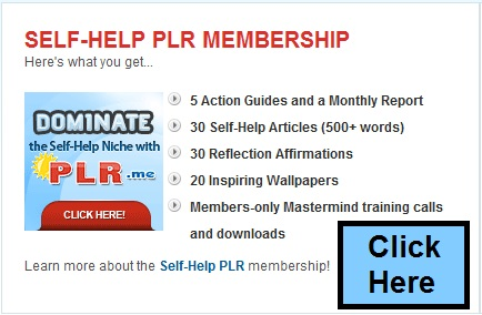 plr.me self-help membership
