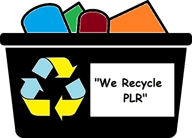 recycle PLR