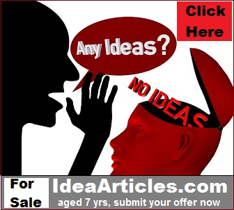 ideaarticles.com for sale