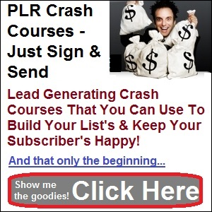 PLR Junkies Crash Courses