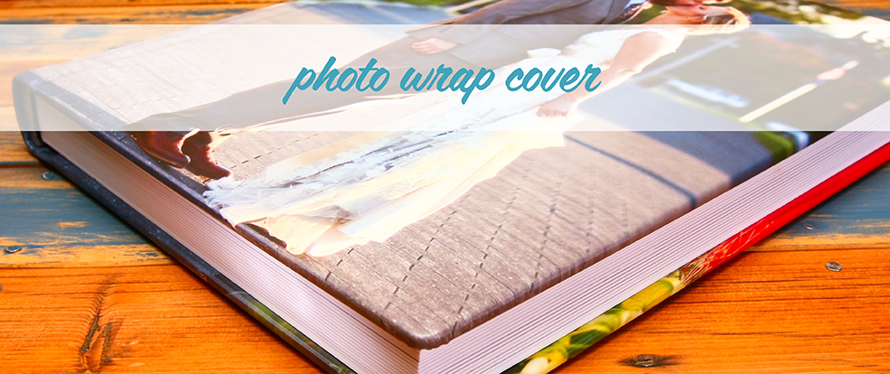 Photo Wrap Album Cover