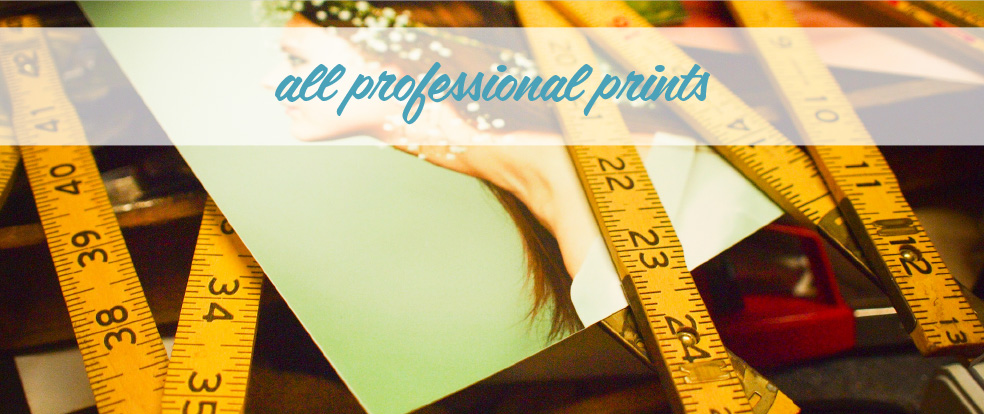 Professional Prints with Lustre Finish