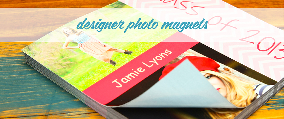 Custom Photo Magnets (Designer Magnets)