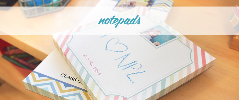Get Custom Notepads Today!